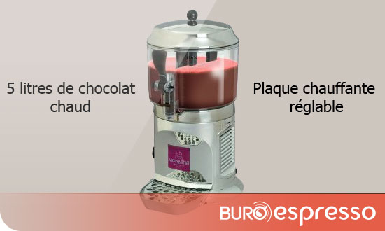 Machine à chocolat Chaud Ugolini